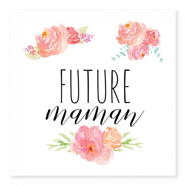 Tatouage  FUTURE MAMAN