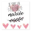 Tatouage EVJF FUTURE MARIEE