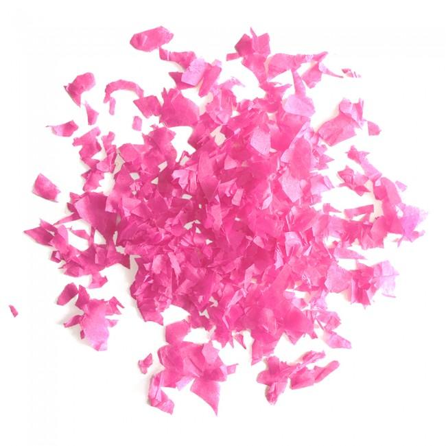 Confettis ROSE FUSHIA 100G